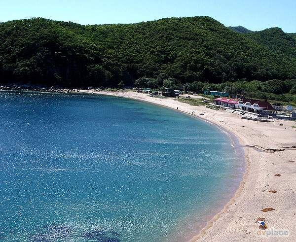 Дикий пляж: красивые места Приморья - истории отдыхающих